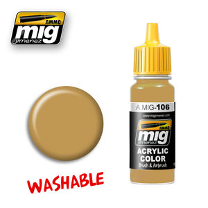 A.mig 106 Washable Sand