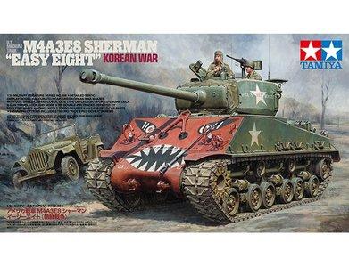 "Tamiya 35359 M4A3E8 Sherman ""Easy Eight"""