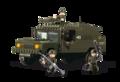 SLUBAN-B9900-TERREINWAGEN