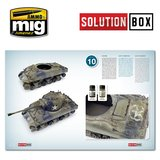 Solution Book 01: How To Paint WWII USA ETO/American Vehicles_