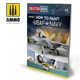 Solution Book 06: How To Paint USAF NAVY Grey Fighters_