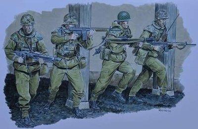 Dragon 3021 German Paratroopers
