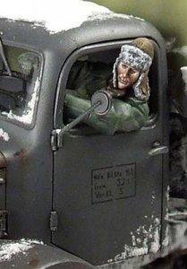 The Bodi  35007  German Driver