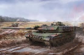 Border Model BT-002 Leopard 2 A5/A6