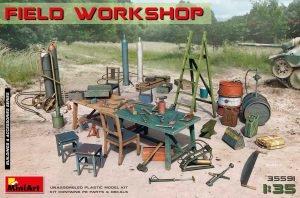 MiniArt  35591  Field Workshop ( German )