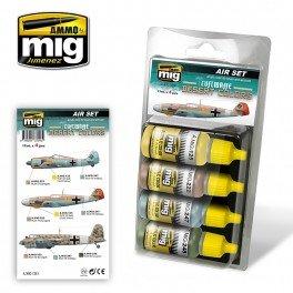 MIG Mig-7218  LUFTWAFFE  Desert Colors