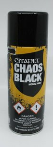 Citadel 62-02-80 Chaos Black Spray