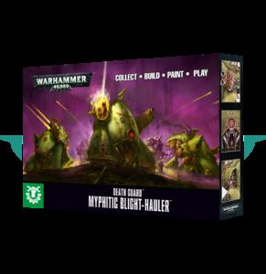 Warhammer 40.000 43-56 Death Guard  Myphitic Blight-Hauler