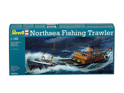 Revell 05204 Northsea Fishing Trawler
