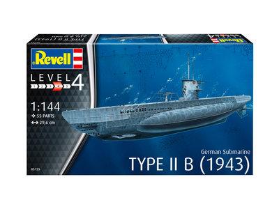Revell 05155 Type II B (1943)