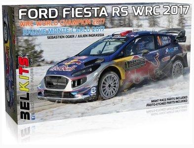 Belkits Bel-012 Ford Fiesta WRC 2017