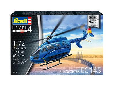 "Revell 03877 EC145 ""Builders Choice"" 1:72"