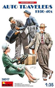 MiniArt 38017 Auto Travelers 1930-40S 1:35