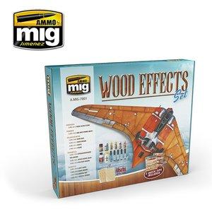 Ammo by Mig A.Mig 7801 Wood Effects Set