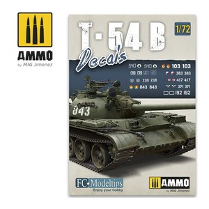Ammo by Mig A.mig 8062 T-54B Decals