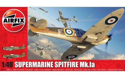 Airfix 05126A Supermarine Spitfire Mk.1a 1:48