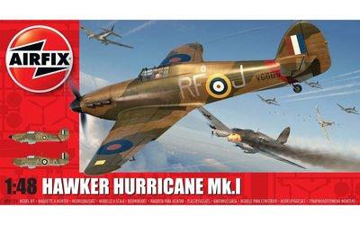 Airfix 05127A Hawker Hurricane Mk.1 1:48
