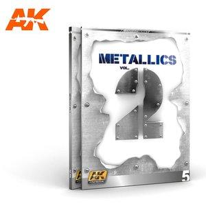 AK LEARNING 05: METALLICS VOL2 - FIGURES- - [AK Interactive]