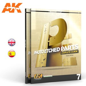 AK LEARNING 07: PHOTOETCHED PARTS - [AK Interactive]