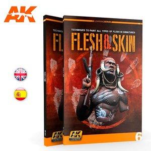 AK LEARNING 06: FLESH & SKIN - [AK Interactive]
