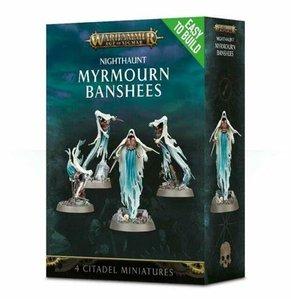 WARHAMMER  71-11 NIGHTHAUNT MYRMOURN BANSHEES
