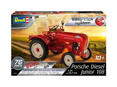 Revell 07820 - Porsche Junior 108 (easy-click) - 1:24