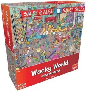 GOL371401 - Wacky World - Sale (1000)