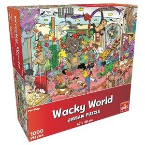 GOL918557 - Wacky World - Pet Shop (1000)