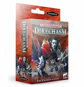 Warhammer 110-94  The Crimsoon Court
