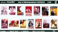 PLM002 WW II Propaganda poster