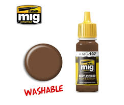 A.mig 107 Washable Earth