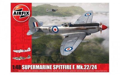 Airfix A06101A Supermarine Spitfire F.Mk.22/24