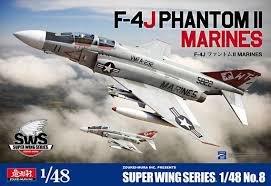 Zoukei-Mura SWS-48-08 F-4J Phantom II Marines
