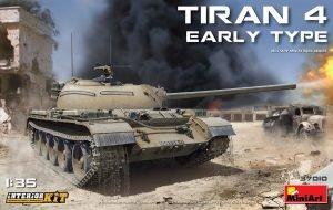 Miniart 37010 Tiran 4 Early Type