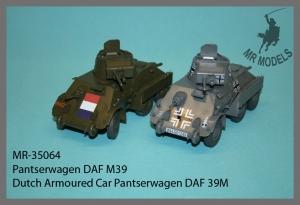 MR Models MR-35064 Pantserwagen DAF M39