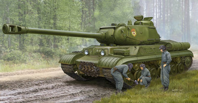 Trumpeter 05589 Soviet JS-2M Heavy Tank-Early