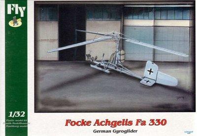 Fly 32007  Focke Achgelis Fa 330 German Gyroglider