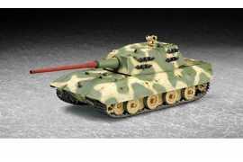 Trumpeter 07121 German E-100 Super Heavy Tank