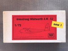 A+V Models AV80 - Armstrong Whitworth A.W. 52 - 1:72