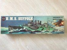 Airfix 03203-6 - HMS Suffolk - 1:600