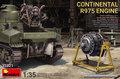 Miniart-35321-Continental-R975-Engine