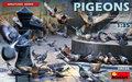MiniArt-38036-Pigeons-1:35