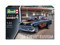 Revell-07663-56-Chevy-Customs-1:24