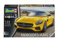 Revell-07028-Mercedes-AMG-GT-1:24