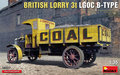 MiniArt-38027-British-Lorry-3T-LGOC-B-Type-COAL-1:35