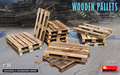 MiniArt-35627-Wooden-Pallets-1:35