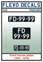 FD24-003-Dutch-license-plates-(1951-1978)-1:24-[Flevo-Decals]