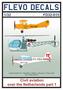 FD32-015-Civil-aviation-over-the-Netherlands-part-1-1:32-[Flevo-Decals]