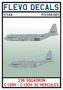 FD144-001-336-Squadron-C-130H-C-130H-30-Hercules-1:144-[Flevo-Decals]