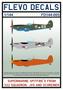 FD144-005-Supermarine-Spitfires-From-322-Squadron-JVS-And-Schreiner-1:144-[Flevo-Decals]